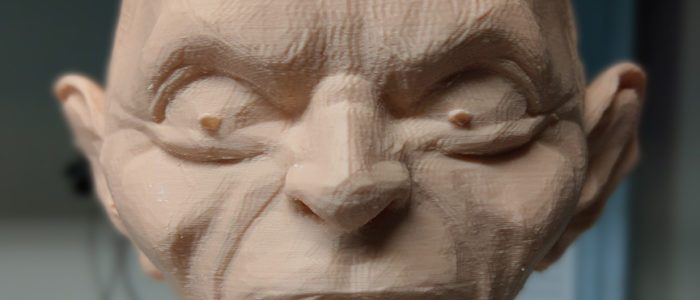 Gollum (3D Print)