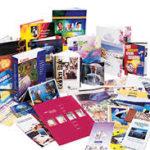 Trykning af visitkort, flyvers og folder
